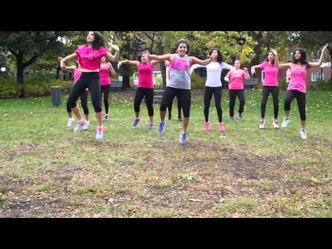"""Salute""- Little Mix Zumba Routine ( Watch in HD)"