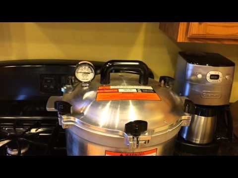 Large Turkey Pressure Cooked In An All American Canner