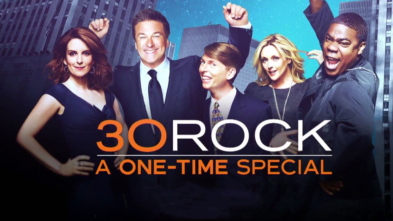 30 Rock: A One-Time Special Promo (HD) Reunion Special