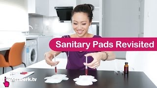 Sanitary Pads Revisited - Tried and Tested: EP58
