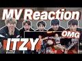 eng ITZY - WANNABE MV Reaction | 있지 워너비 뮤직비디오 리액션 | J2N VLog