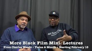 Black Film Mini-Lectures Are On The Way