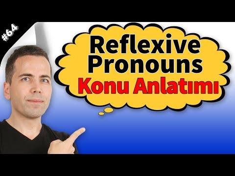 Reflexive Pronouns Konu Anlatımı #64
