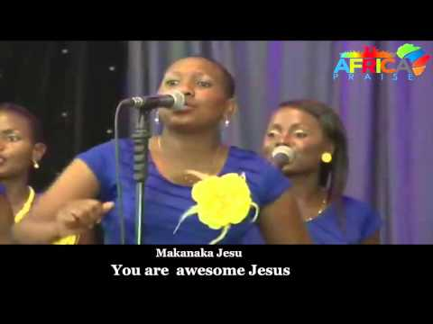 Makanaka Jesu - UFIC Choir