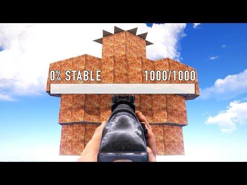 RAIDING the FLOATING MASTERPIECE of a BASE DESIGN | SOLO thumbnail