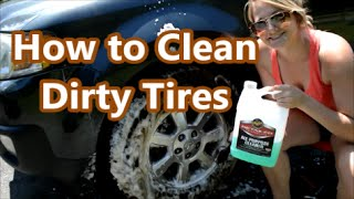 Video How To Clean Dirty Tires Properly - Professional Detailing Tips & Tricks! download MP3, 3GP, MP4, WEBM, AVI, FLV Juli 2018