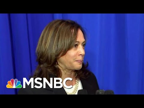 Kamala Harris Is Not Running For 2nd Place | Deadline | MSNBC