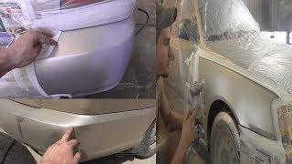 Реставратор 1 серия : Hyundai Accent