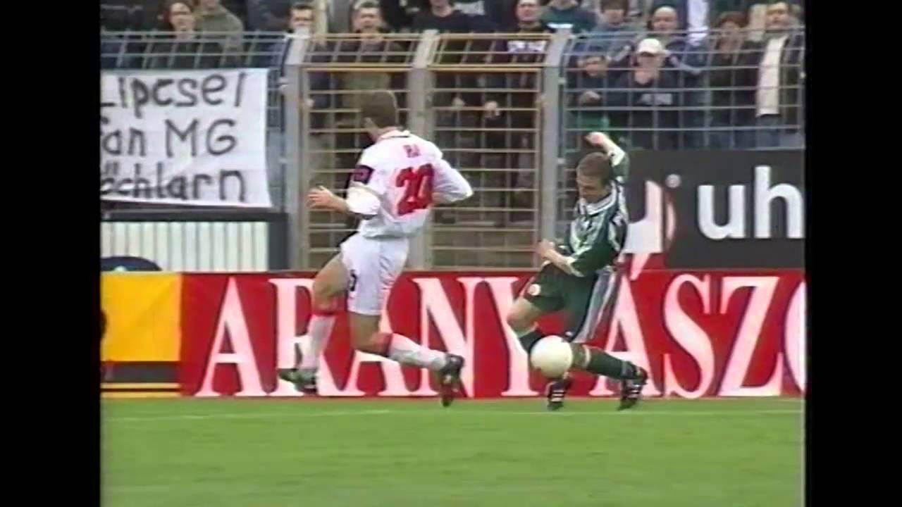 Vasas-Ferencváros | 0-3 | 2001. 04. 07 | MLSZ TV Archív