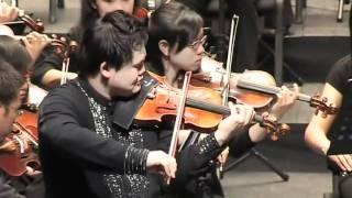 Beethoven Violin Concerto In D Major Op 61 1 3 Chuanyuan Li Macau Youth So Veiga Jardim