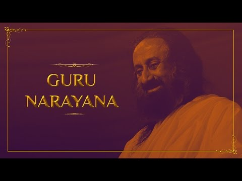"""Guru Narayana"" Guru Bhajan   A Guru Bhakti Song By Sahil Jagtiani   The Art Of Living"