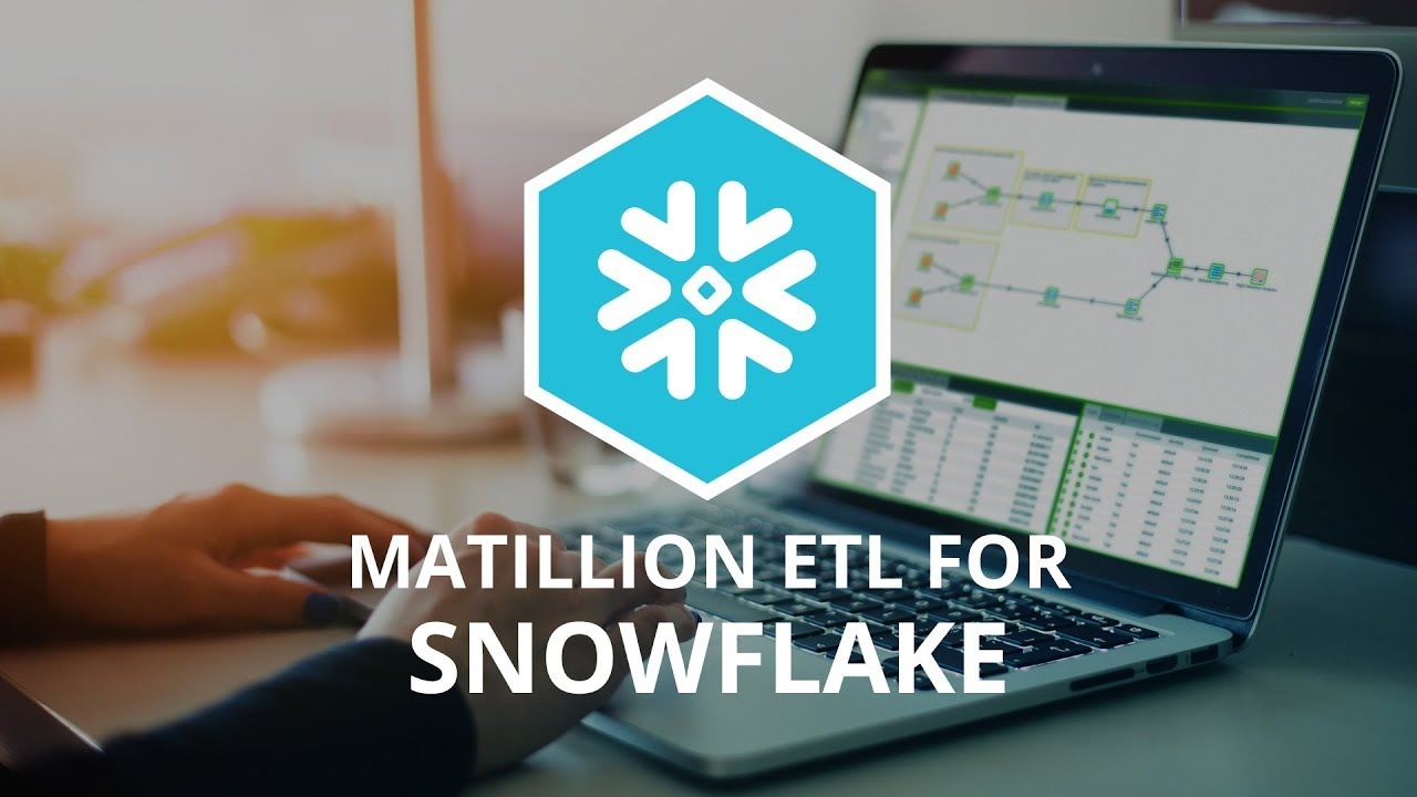 Introducing Matillion ETL for Snowflake | Available on Azure or AWS  Marketplace