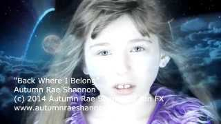 Back Where I Belong- Autumn Rae Shannon (featuring Pat Travers) OFFICIAL VIDEO