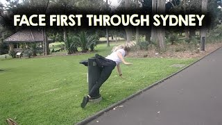 Face First Through Sydney | MooshMooshVlogs