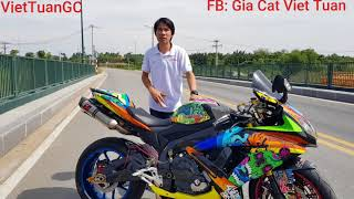 Mẹo Xin Ngồi Thử Xe Motor Có Văn Hóa Và An Toàn Suzuki,Ducati V4 - VietTuanGC Kĩ Sư Hẻm.