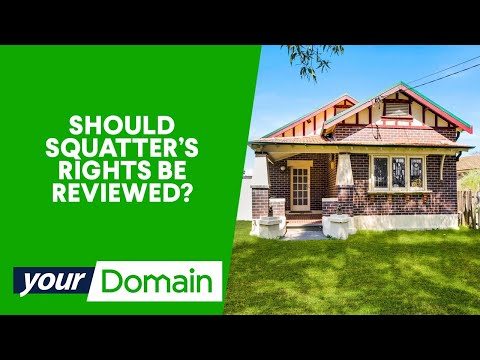 Should squatter's law still exist? | Your Domain