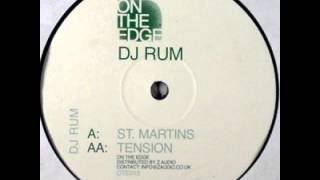 DJ Rum - St. Martins