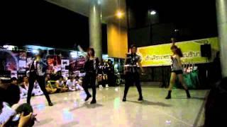21-1-12 E.QUAL [Cover 2NE1] Siam U. Cover Dance Competition 2012
