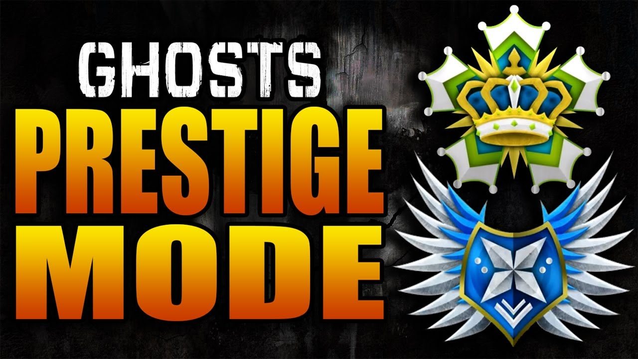 Call Of Duty:Ghosts Prestige Hack