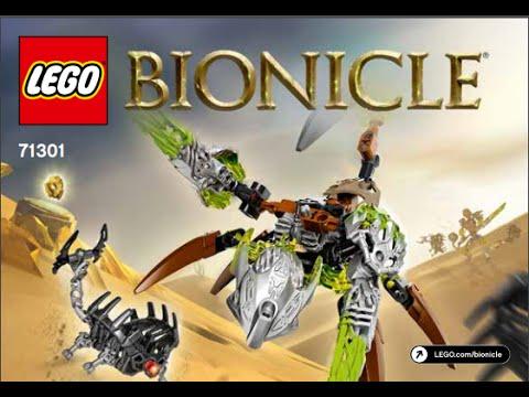Lego Bionicle 2016 Инструкции - фото 2