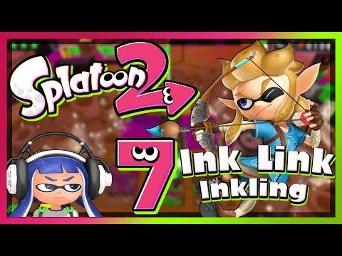 Ink like a Link - Splatoon 2 #07