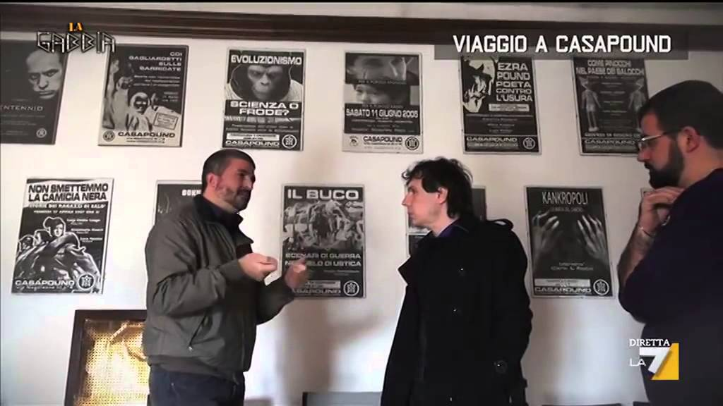 Casapound Youtube