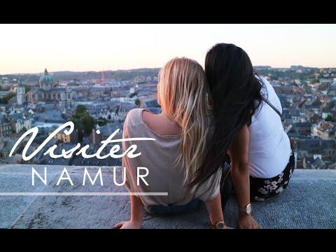 #VLOG - Vlaamse YouTuber goes Wallonië (Découvrir Namur)