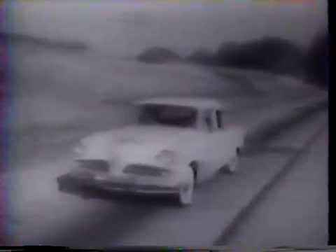 """1954 Studebaker Commander Commercial """"More for 54!"""""""