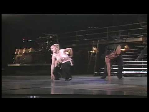 Madonna Express Yourself Blond Ambition Japan HD
