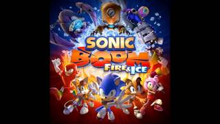 Sonic Boom Fire and Ice - Theme Song Trailer