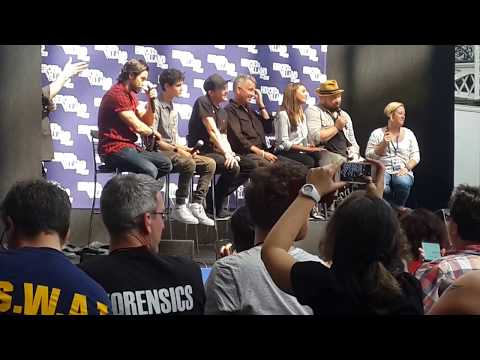 Gotham Panel (Heroes & Villains Fan Fest London 27.05.17) part 1