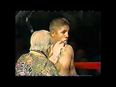 Fernando Vargas vs Dan Connolly (full fight)