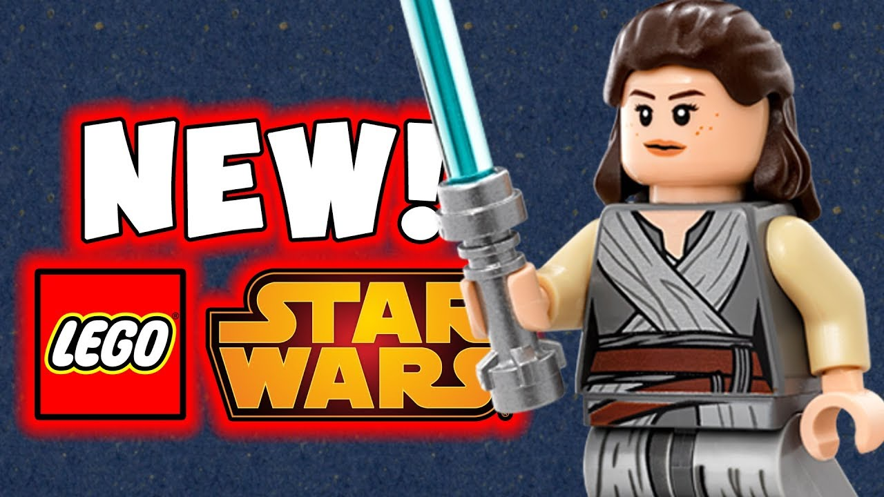 New Lego Star Wars Videogame 2019 Rise Of The Skywalker Youtube