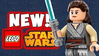 NEW! LEGO Star Wars Videogame 2019! Rise of the Skywalker?