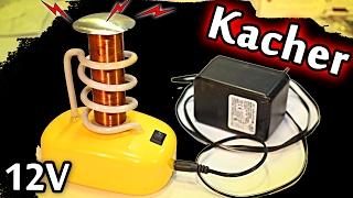 как сделать  качер Бровина своими руками \ How to make mini Tesla coil with your own hands