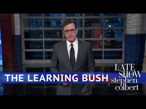 Even George W. Bush Sees Evidence Of Russia Meddling