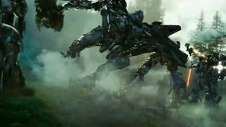 transformers 2 forest fight