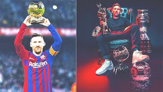 THAT S WHY MESSI WILL WIN HIS 7TH BALLON D OR