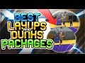 BEST LAYUP AND DUNK PACKAGES ON NBA 2K18   NEVER GET BLOCKED AGAIN!!!