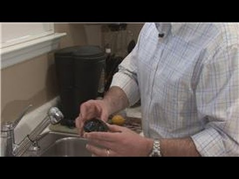 Home Repair U0026 Maintenance : How To Empty A Garbage Disposal   YouTube
