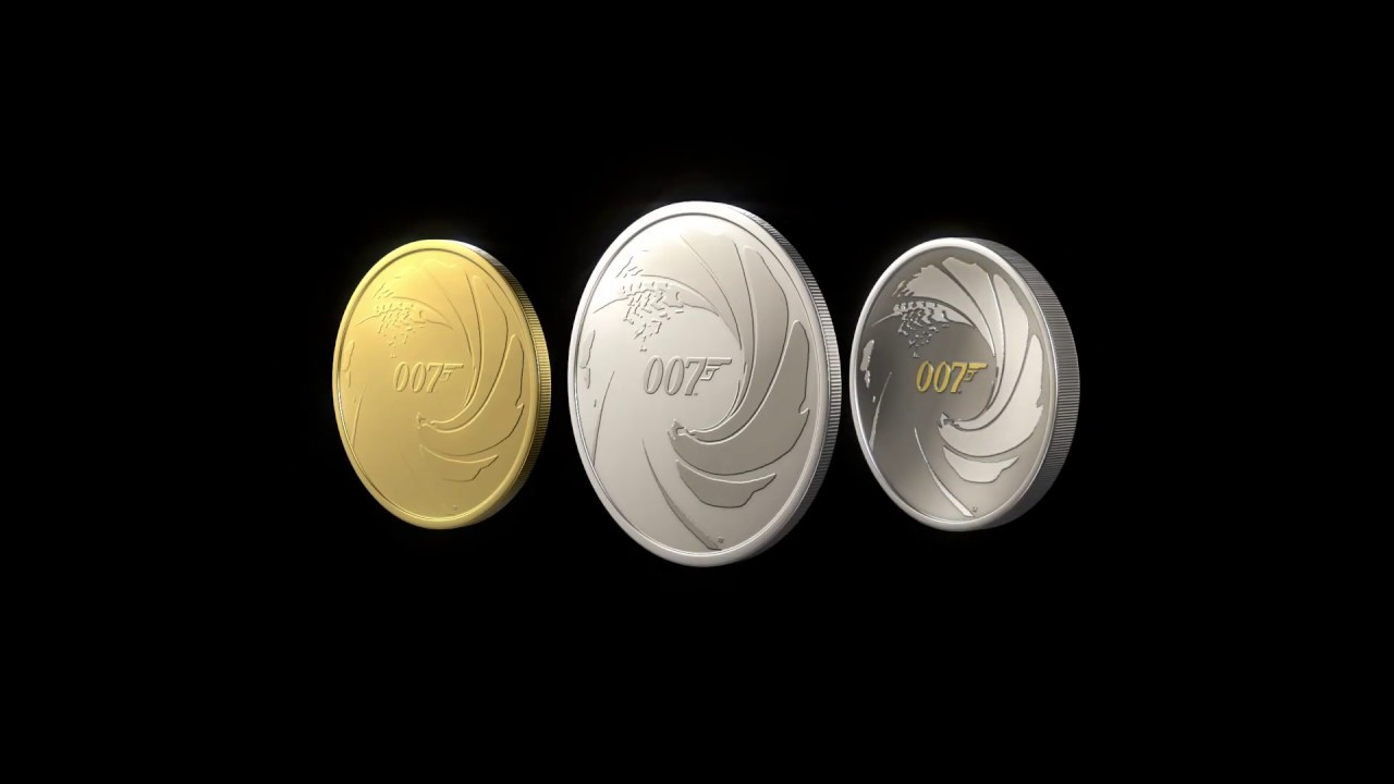 Perth Mint puts James Bond 007 in its sights for coin collectors