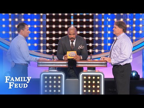Admit it, your NEIGHBOR has a better... | Family Feud