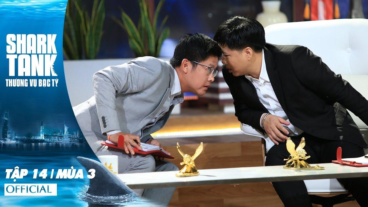 Shark Tank Việt Nam Tập 14 | Mùa 3 | Startup Tiên Phong Quyết Định Chuyển Đổi Số Và Cái Kết Bất Ngờ