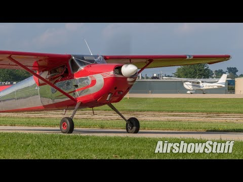 Pre-AirVenture Arrivals (Saturday) - EAA AirVenture Oshkosh 2017