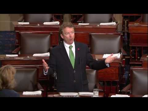 "Sen. Rand Paul: ""Will we add another commitment to defend yet another foreign country?"" - 3/27/17"