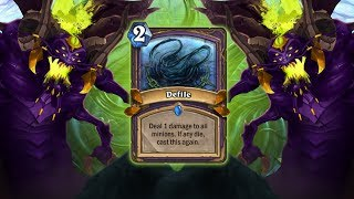 A Bunch of Old Gods Taken down by a 1 Star Card?!