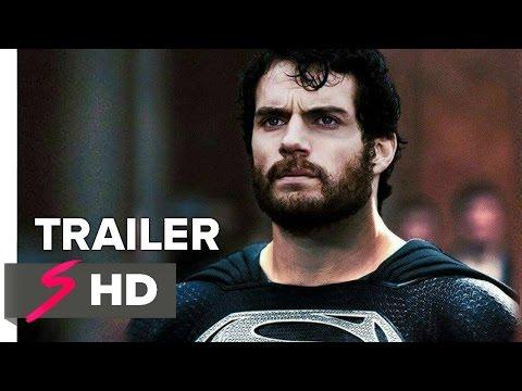 "JUSTICE LEAGUE (2017) Trailer #2 – ""Gods Don't Die"" Superman Promo (Fan Made)"