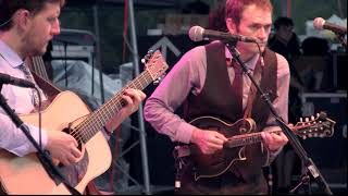 The Punch Brothers play Julep at The Roots N Blues Festival 2015