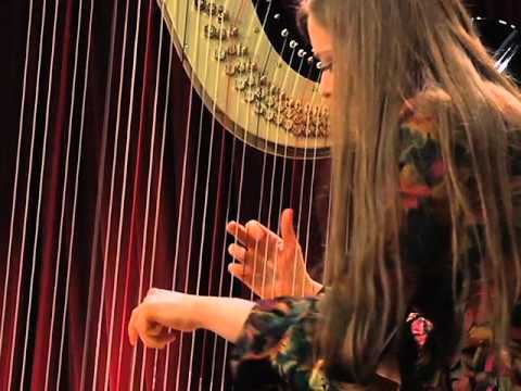 Interview - Joan Osborne and harpist-singer Erin Hil