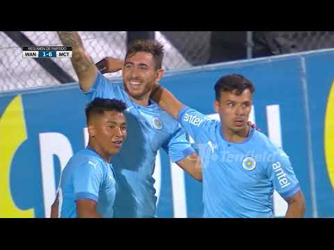 Wanderers Montevideo City Goals And Highlights